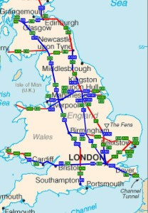 UK Roadways