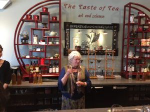 Mystic Tea Lady