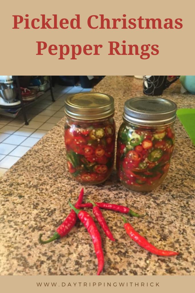 Christmas Pepper Rings